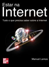 Capa do livro «Estar na Internet»